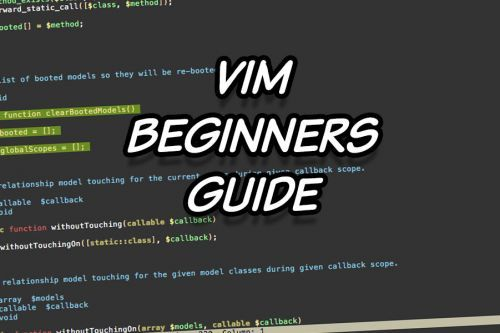 Super Easy Introduction Guide to Using Vim To Edit Your Files Thumbnail image